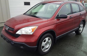 2008 Honda CR-V SUV, Crossover. All-Wheel-Drive