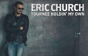 Eric Church Centre Bell