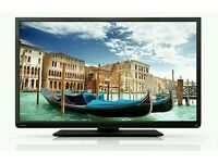 """Toshiba 40"""" LED tv built in HD freeview USB media player full hd 1080p."""