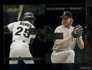 Barry Bonds Showdown Card
