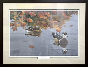 Ducks Unlimited Prints for Sales
