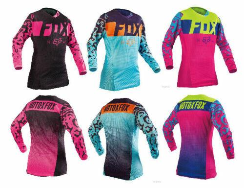 Fox Riding 180 Race Jersey Women's Motocross/MX/ATV/BMX/MTB