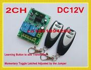 Remote Control Transmitter Receiver