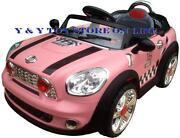 Pink Mini Cooper