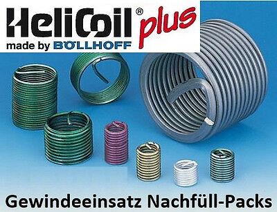 Helicoil plus Gewindeeinsätze M6 x 1 Nachfüllpackung - original Böllhoff