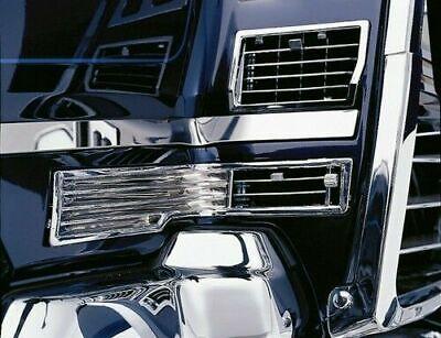 Show Chrome - 52-557 - Chrome Hot Air Vents 1988-2000 Honda Goldwing GL1500/6