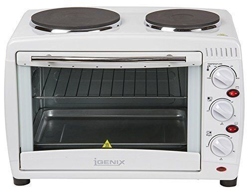 2 RING COOKER WITH GRILL