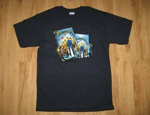 NIGHT AT THE MUSEUM T SHIRT bluray dvd cover tee _M - <span itemprop='availableAtOrFrom'>Zamosc, Polska</span> - NIGHT AT THE MUSEUM T SHIRT bluray dvd cover tee _M - Zamosc, Polska