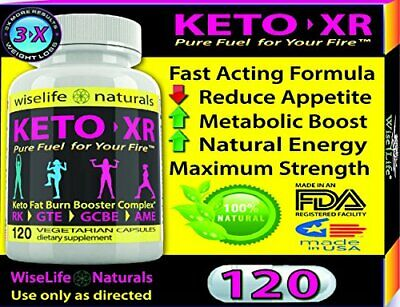 1X KETO XR Slim Fast KETO MCT OIL PURE COCONUT OIL SUPPLEMENT Best Price (Best Coconut Oil Capsules)
