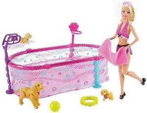 Barbie Pool Ebay