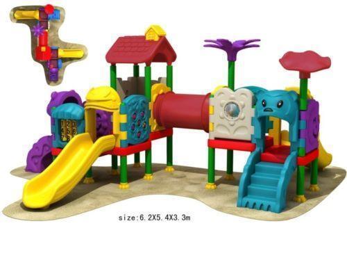 Commercial Playground Swings Slides Amp Gyms Ebay