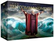 The Ten Commandments Blu Ray