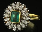 Vintage Diamond Ring Size 6