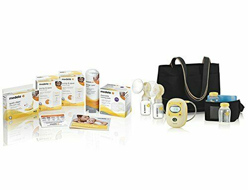"""NEW!! Medela Freestyle Mobile Double Electric Breast Pump """"SEALED IN THE BOX"""""""