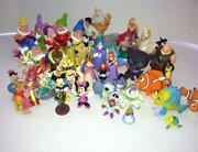 Huge Disney Figure Lot