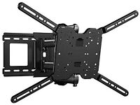 "SANUS Full-Motion TV Wall Mount – Fits most 47"" – 70"" flat-panel TVs"