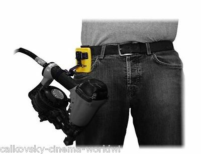 Gift Power Tool Belt Hanger Shop Work Drill Screwgun Nailgun Makita Dewalt Ryobi