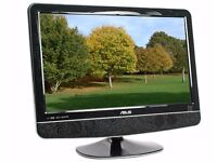 "ASUS 24T1E - 24"" LCD TV (1920 x 1080) WITH REMOTE CONTROL"