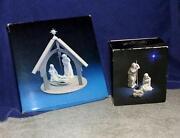 Avon Nativity Set