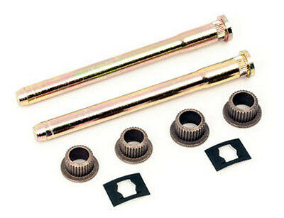 (MADE IN USA Door Hinge Pin & Bushing Repair Kit / FOR 97-05 S10 BLAZER JIMMY ETC)