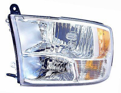 2010 2011 2012 2013 2014 2015 RAM 1500 / 2500 / 3500 left driver Quad headlight