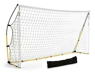 SKLZ Quickster 12 x 6 Portable Soccer Net Quick Set Up Goal