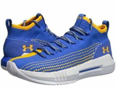 f2577c63473a Under Armour Heat Seeker Men s Size 11 Basketball Shoes Blue 3000089-401 ( NEW)