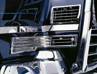 Show Chrome - 52-557 - Chrome Hot Air Vents 1988-2000 Honda Goldwing