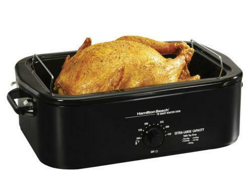 how to cook a whole turkey in a roaster oven