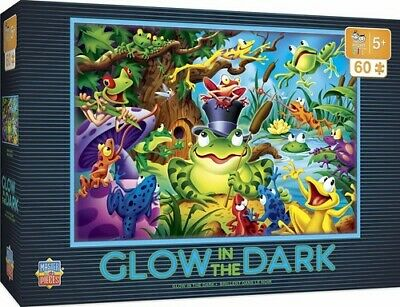 Masterpieces Glow In The Dark - Abracadabra 60pc Games (Misc)](Games In The Dark)