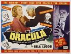 Dracula Vampire Vintage Art Posters