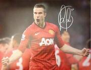 Robin Van Persie Signed