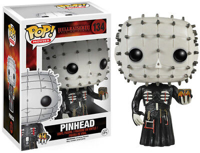 Hellraiser - Pinhead Funko Pop! Movies Toy Horror
