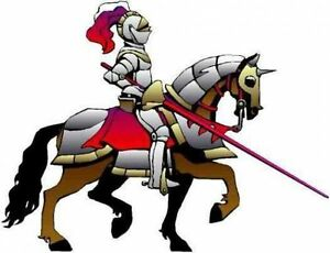 Medieval Jousting event in support of T.E.A.D.