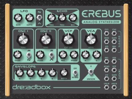 dreadbox erebus synth synthesizer
