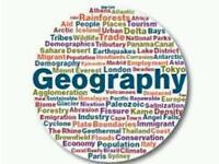 GCSE A Level Geography Tutor