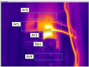 Infrared Thermal inspection Services. St. John's Newfoundland image 4