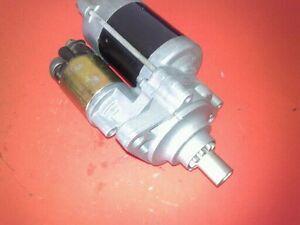 honda civic 1996 to 1997 l4 1 6l engine with manual transmission starter motor ebay. Black Bedroom Furniture Sets. Home Design Ideas