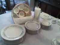 ***JUST REDUCED!!!*** ANNSLEY ENGLAND BONE CHINA