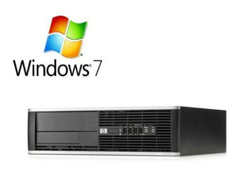 HP Elite 8100 8200 8300 800 g1 g2 SFF en USDT refurbished