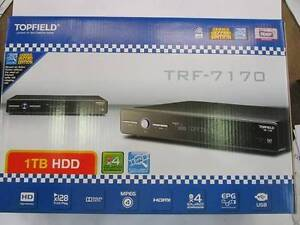 Topfield TRF-7170 1TB HD Video Recorder limited time price offer Baulkham Hills The Hills District Preview