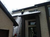 Rooftop Snow Removal - Winnipeg & Rural Manitoba