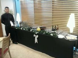 PROFESSIONAL BUTLERS & HEAD WAITERS AVAILABLE FOR HIRE FOR N-HOUSE EVENTS & SPECIAL OCCASIONS