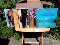 174 vinyl records