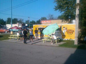 Mister Chips Fry Stand (Food Truck) For Sale
