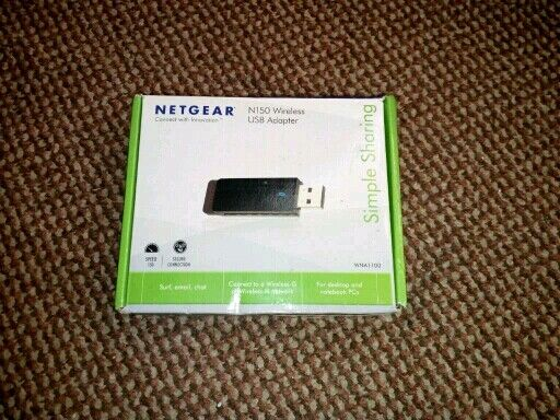 Netgear N150 Wireless WiFi Adapter | in Plymouth, Devon | Gumtree