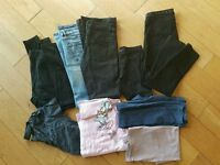 Wholesale job lots of Womens apparel (approx size12)