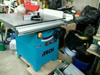 I TECH SAWBENCH SINGAL PHASE