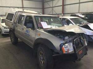 WRECKING Nissan Navara D22 TURBO DIESEL ALL PARTS Adelaide CBD Adelaide City Preview