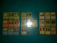 Original Pokémon trading cards *excellent conditions*